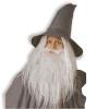 Gandalf Wig & Beard - Lord of the Rings